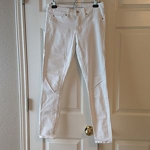 Articles of Society white Sarah jeans